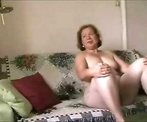 Enjoy my busty mature..