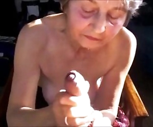 Cumming for grannies..