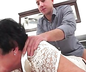 Mature Julienne fucked..