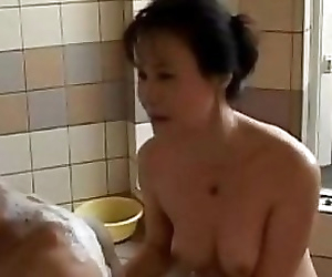 Japanese milf with..