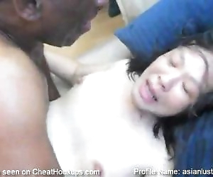 Big Butt Asian MILF..