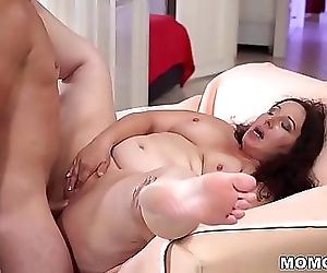 Fat older woman 6 min HD