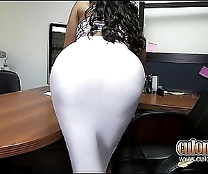 Ebony Wife Fucks Her..