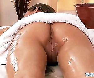 Riley Reid gives..