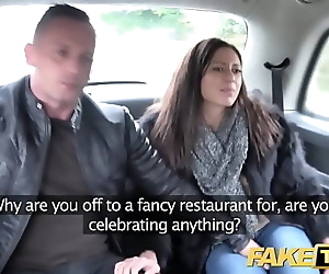 Fake Taxi Horny French..