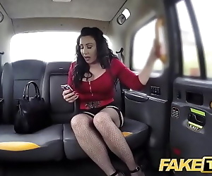 Fake Taxi Huge meaty..