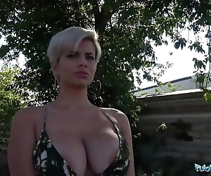 Public Agent Busty..