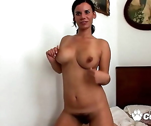 Housewife With A Big..