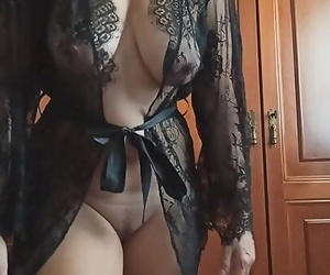 Step Mom Pussy dripping..